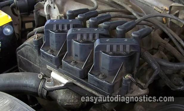 351 Ford Engine Wiring Diagram Part 1 Ignition Control Module Test 1992 95 3 2l Isuzu