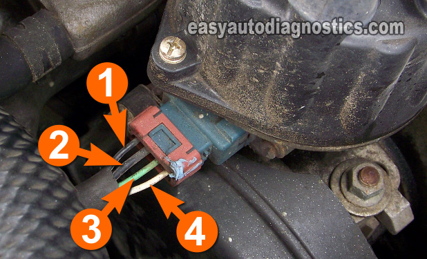 2001 Nissan Altima Wiring Schematic Part 1 Testing The Power Transistor Ignition Coil And