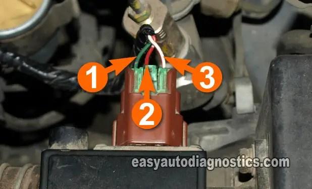 Wire Harness Diagram 97 Maxima Part 1 Mass Air Flow Maf Sensor Test Nissan Sentra 1 6l