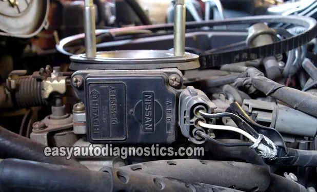 1999 ford 4 6 engine diagram maf