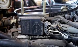 Part 1 Mass Air Flow (MAF) Sensor Test 24L Nissan D21 Hard Body (19901995)
