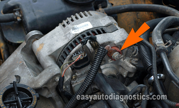 1997 Ford Expedition Alternator Fuse Diagram Part 2 Testing A Bad Alternator Symptoms And Diagnosis