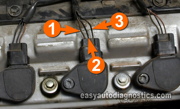 ford coil wiring plug