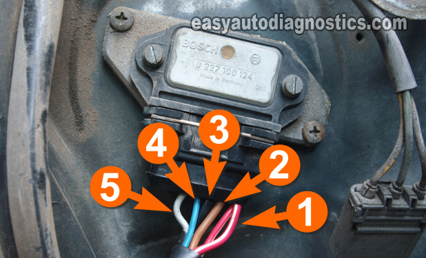 Ford Ignition System Diagram Part 3 1988 Volvo 740 No Start Case Study