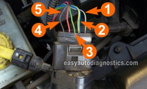 Part 1 VW Mass Air Flow (MAF) Sensor Test (5 Wire Type)