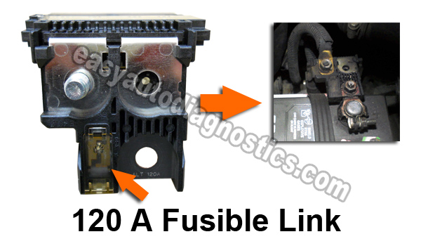 2013 Nissan Maxima Engine Fuse Box Part 2 How To Test The Alternator 2002 2006 2 5l Nissan