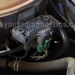 Chevy 2 Engine Diagram 1989 Jeep Wrangler Wiring Part 1 How To Test The Map Sensor With A Multimeter 8l S10 Pickup Blazer