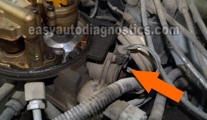 Part 1 How to Test the Throttle Position Sensor (19911993 28L Chevy S10 Pick Up)