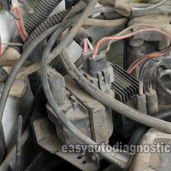 Chevy Ignition Coil Wiring Diagram 6 Volt Flachbatterie Part 1 How To Test The Step By 2 8l V6 Gm S10 And Gmc S15