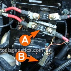 2006 Ford E150 Fuse Box Diagram 12v Circuit Breaker Wiring Part 3 -how To Test The Alternator (1997-2002 4.6l F150)
