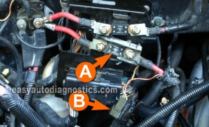 Part 2 How To Test the Alternator (19972002 46L Ford F150)