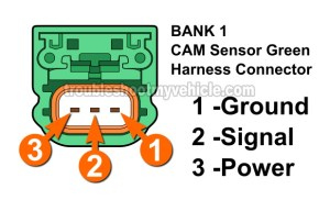 Part 1 How To Test The Cam Sensors (20022003 35L Nissan Maxima)