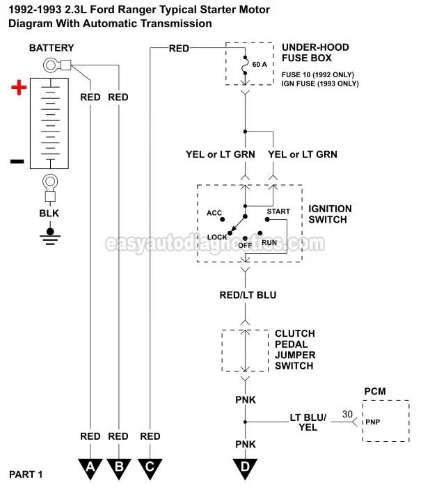 Ford Ranger Starter Diagram - Lir Wiring 101 on neon wiring schematic, 2004 f-150 wiring schematic, e-350 wiring schematic, impala wiring schematic, tahoe wiring schematic, mustang wiring schematic, s10 wiring schematic, model a wiring schematic, f150 wiring schematic,