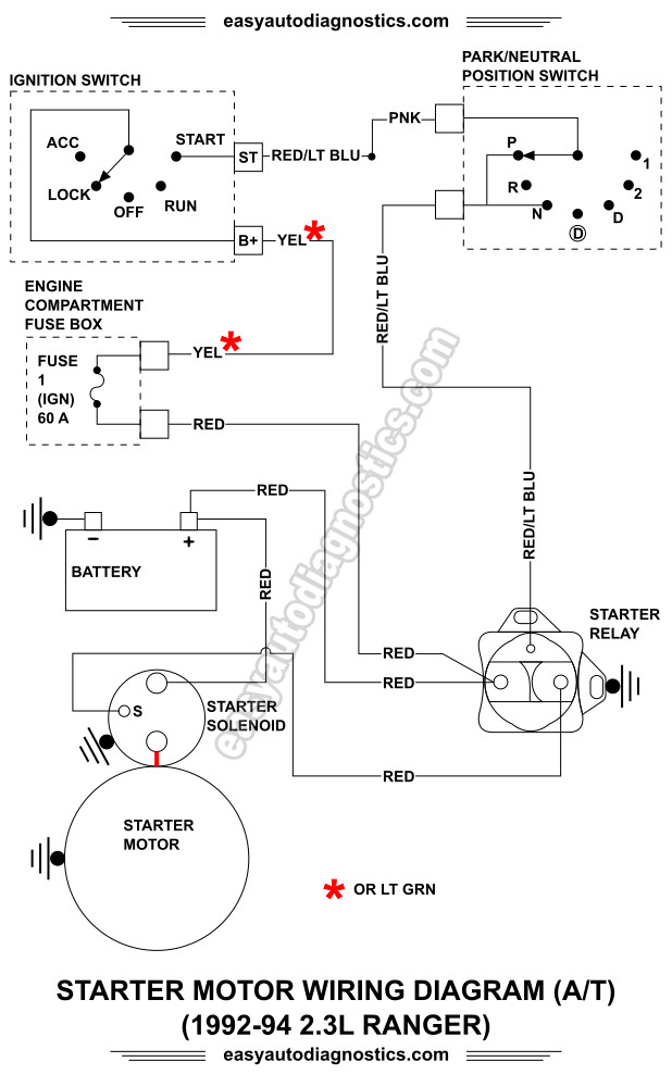 Electrical Wiring Diagram Ford Courier : Ford courier wiring diagram