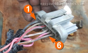 Part 2 19921994 30L Ford Ranger Ignition Control Module Wiring Diagram