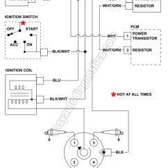 Transistor Wiring Diagram 2016 Nissan Patrol Radio Part 2 -1992-1994 2.4l D21 Pickup Ignition System