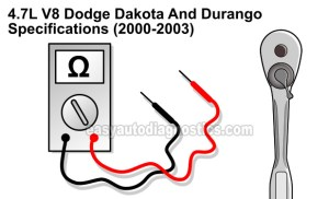 Part 1 Specifications 20002003 47L Dodge Dakota And Durango