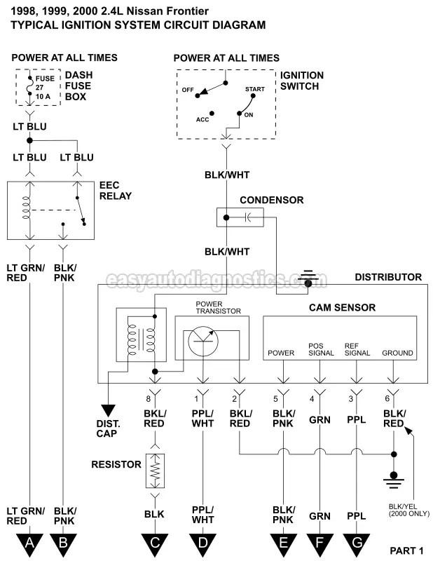 2004 Nissan Sentra Parts Diagram