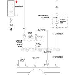 1998 Ford Ranger Alternator Wiring Diagram Elodea Leaf Cell Part 1 Circuit 2001 3 0l 1999 2000