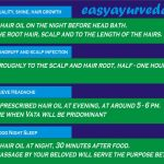 How And When To Apply Hair Oil? Ayurveda Details