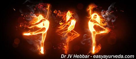 burning sensation of body