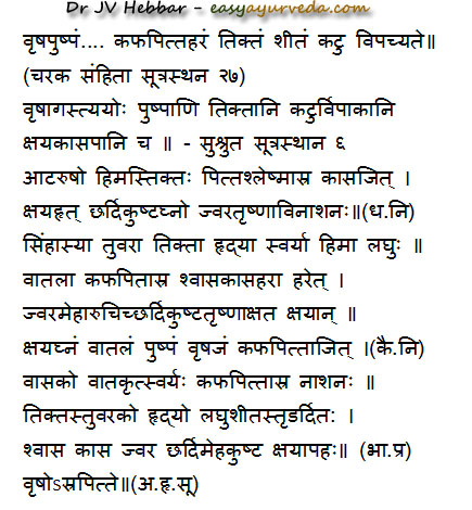 Vasaka: Adhatoda vasica Uses, Side Effects, Research | Easy