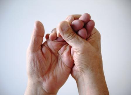 numbness of hand