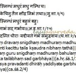 Conception And Formation Of Fetus As Per Ayurveda