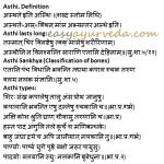 Asthi Shareera – Definition, Anatomy, Types Of Bones