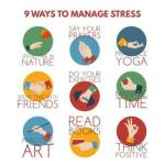 24 Stress Management Tips: Pranayama, Meditation, Lifestyle Changes