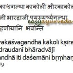 Brimhaneeya Gana Herbs: Review, Benefits, Formulations