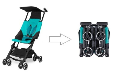 Is The GB Pockit The Most Compact Stroller Ever Made?