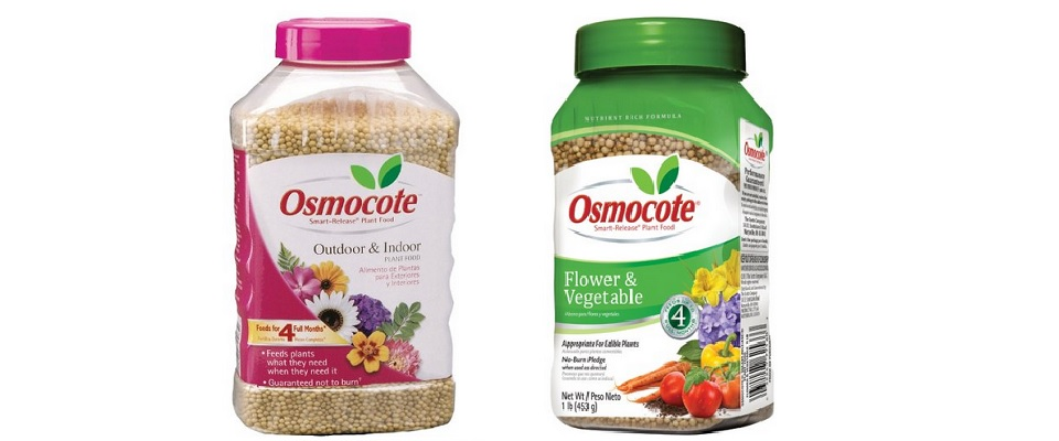 Osmocote Outdoor and Indoor Smart-Release Plant Food