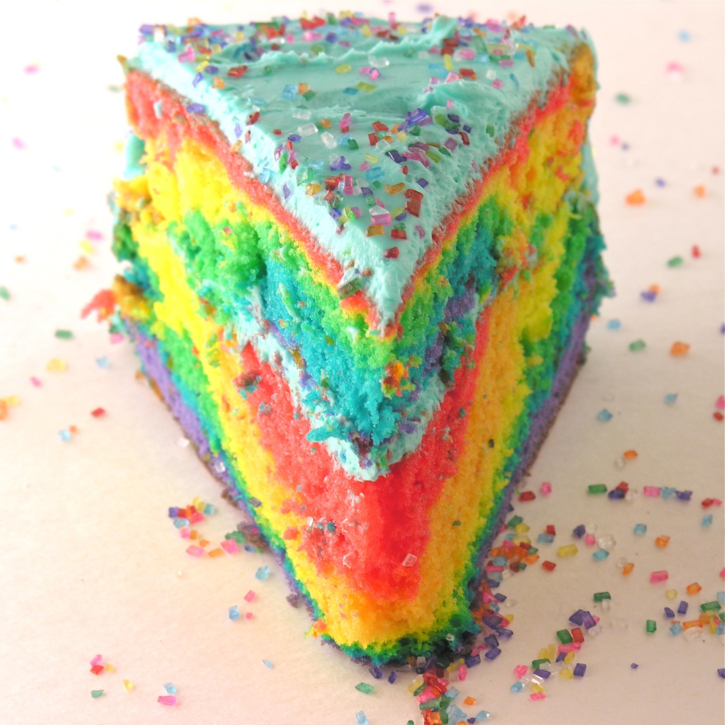 Rainbow Sugar Sprinkles
