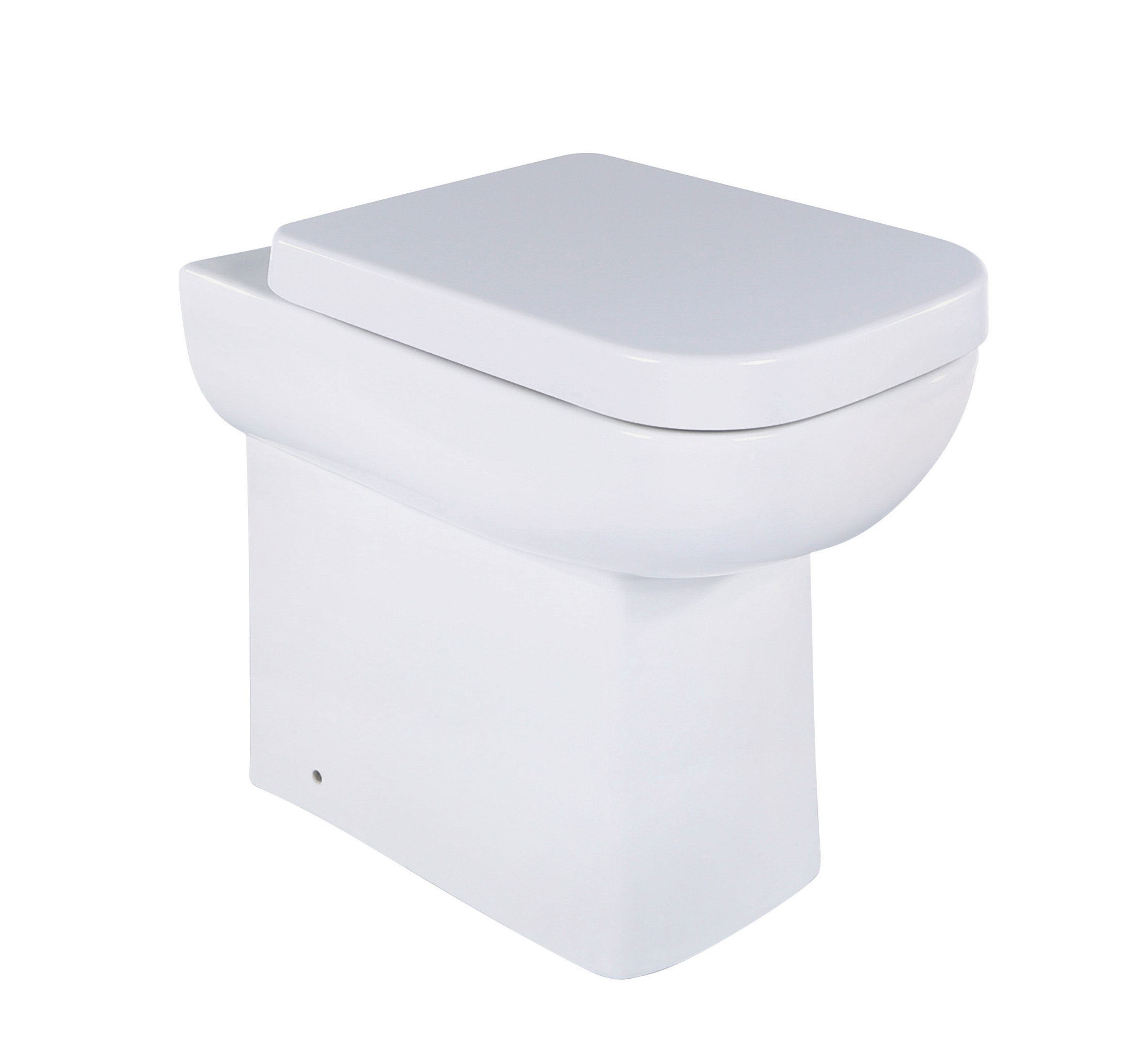 Chair Height Toilets Appleby Comfort Height Back To Wall Toilet And Soft Close Seat