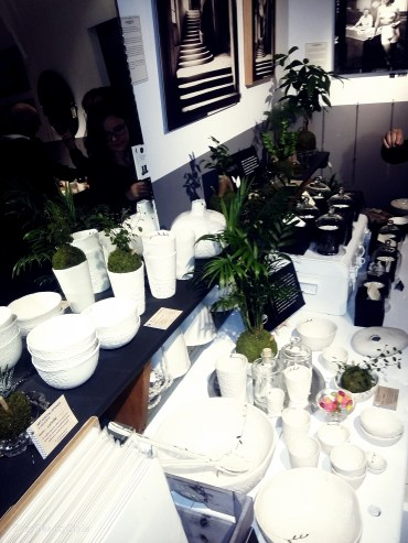 Manufacture du beau et de l'utile bougies plantes vertes papeterie 4