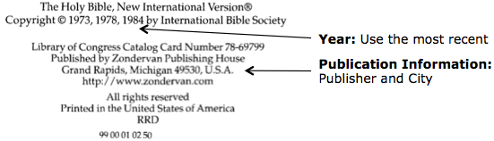 Mla Essay Citation How To Cite The Bible In Mla Blog Mla Style