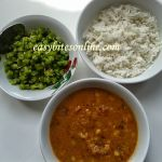 3 Everyday South Indian Dry Curries