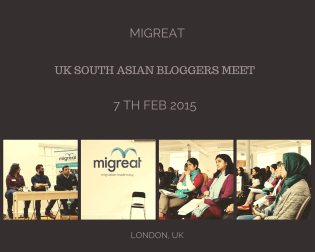 UK SOUTH ASIAN BLOGGERS MEET