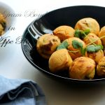 Green Gram Bonda In Appe Pan