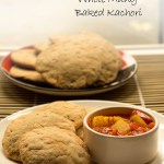 Whole Mung Baked Kachoris