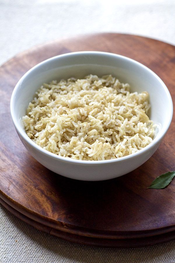 How To Cook Brown Basmati Rice In Rice Cooker