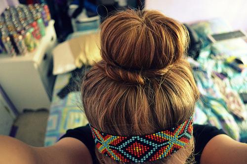 headband plage
