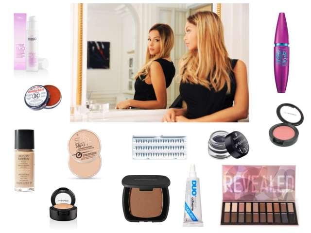 maquillage Nabilla.001