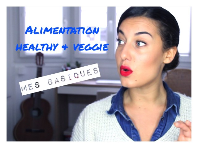 alimentation healthy veggie