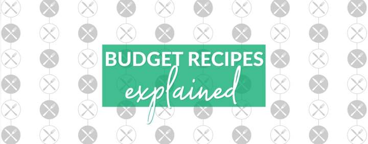 We're all busy people trying to do all the things. With the help of Easy Budget Recipes, you can stay on top of your life AND budget with our recipes! via @easybudgetrecipes