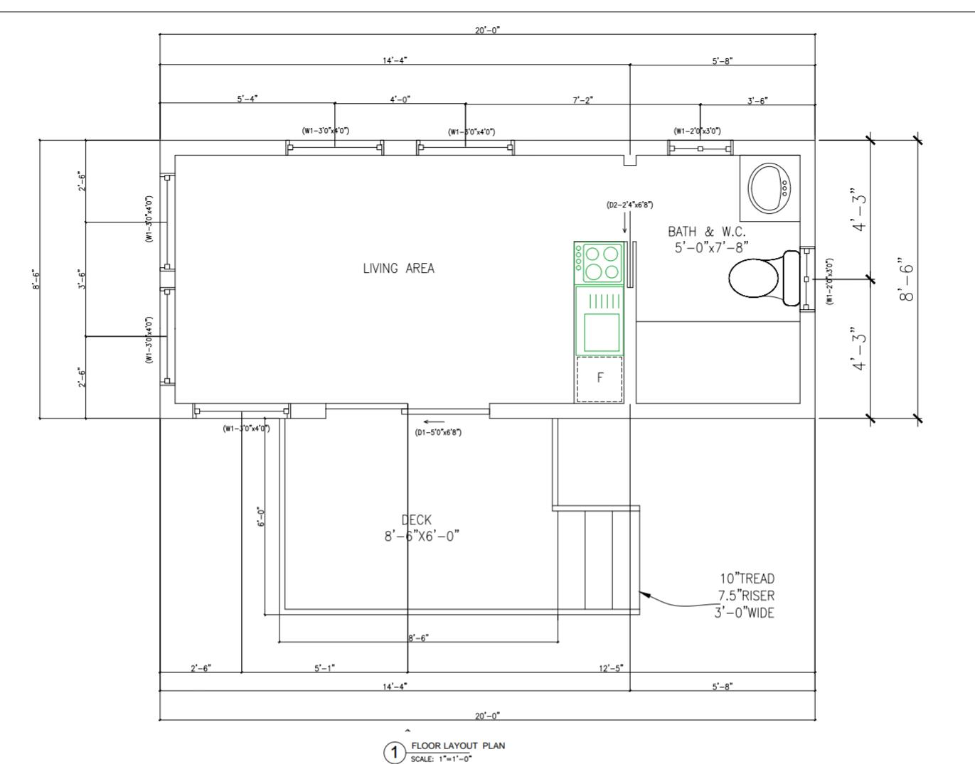 Tiny House Plans Free 6x6 Small House Interior Design