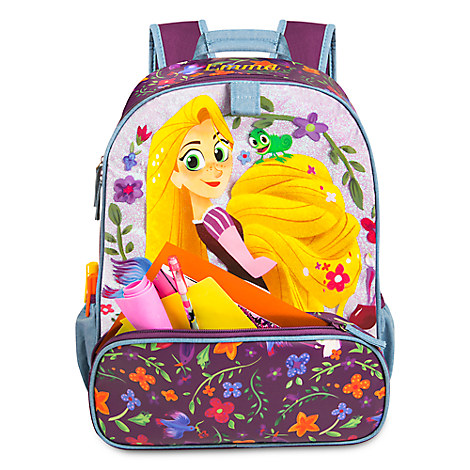Tangled the Series Backpack for girls is perfect for back to school