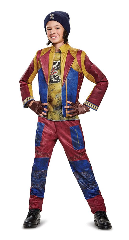 Disney Descendants 2 Jay Costume for Halloween