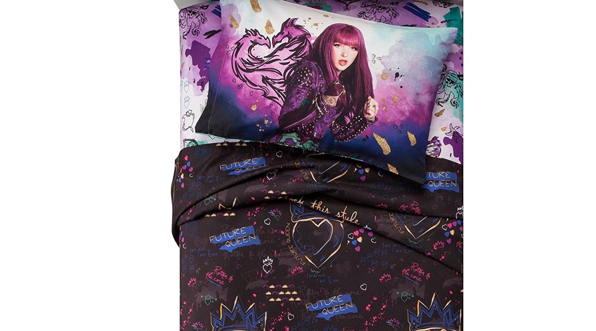 Disney Descendants 2 Comforter Sheets And Bedding Easy